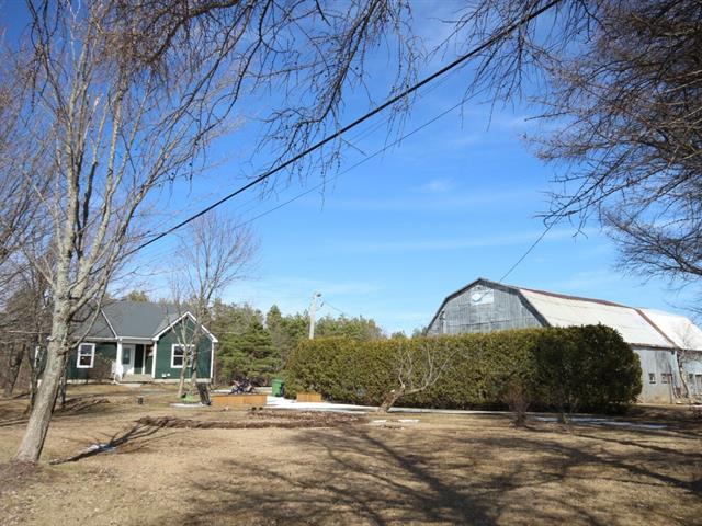 Fermette à vendre à Orford, Estrie, 1251, 13e Rang, 18526539 - Centris.ca