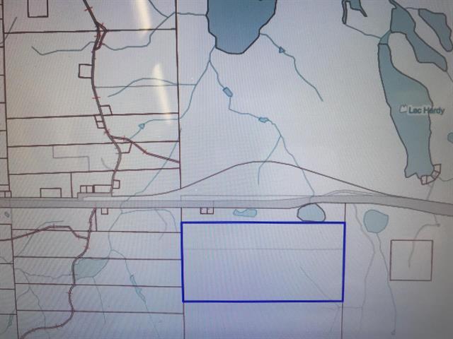 Terre à vendre à Grand-Remous, Outaouais, Route  Transcanadienne, 24860385 - Centris.ca
