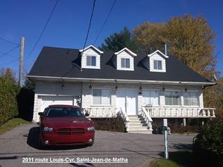 Maison à vendre à Saint-Jean-de-Matha, Lanaudière, 2011, Route  Louis-Cyr, 13514732 - Centris.ca