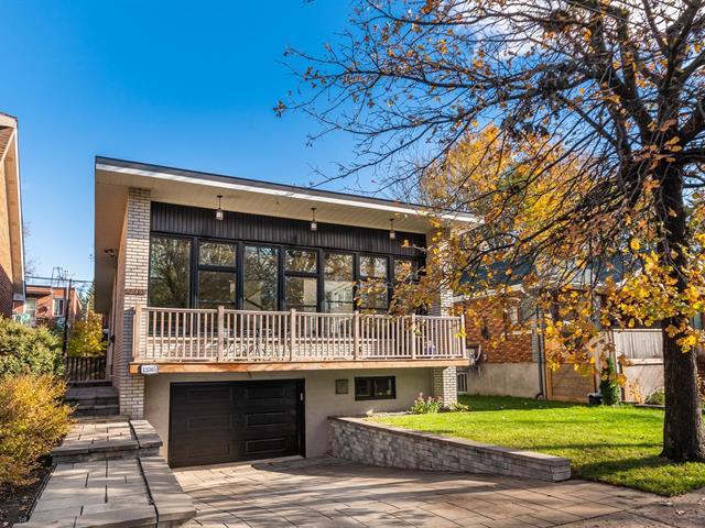 Maison à vendre à Montréal (Ahuntsic-Cartierville), Montréal (Île), 12365, Rue  Crevier, 22885928 - Centris.ca