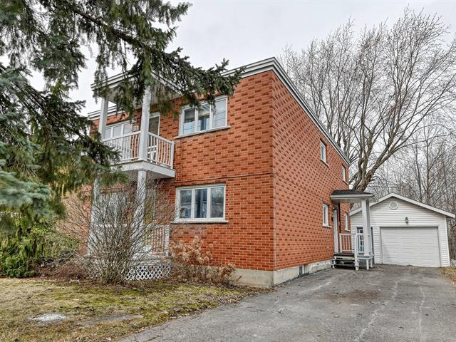 Duplex à vendre à Farnham, Montérégie, 1214 - 1216, Rue  Saint-Paul, 13328332 - Centris.ca