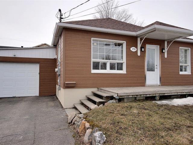 House for sale in Drummondville, Centre-du-Québec, 179, Rue  Maisonneuve, 27908577 - Centris.ca