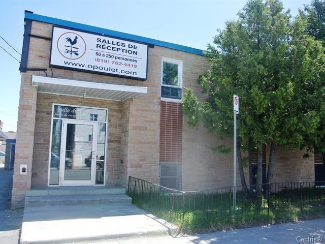Bâtisse commerciale à vendre à Rouyn-Noranda, Abitibi-Témiscamingue, 53 - 55, Avenue  Dallaire, 20263776 - Centris.ca