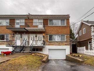 Duplex à vendre à Montréal (LaSalle), Montréal (Île), 69 - 69A, Avenue  Strathyre, 13169355 - Centris.ca