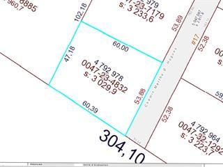 Terrain à vendre à Petite-Rivière-Saint-François, Capitale-Nationale, Chemin  Marthe-B.-Hogues, 13012319 - Centris.ca