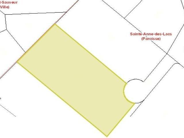 Terrain à vendre à Sainte-Anne-des-Lacs, Laurentides, Chemin des Ormes, 20912551 - Centris.ca