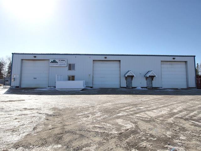 Industrial building for sale in Val-d'Or, Abitibi-Témiscamingue, 1011, Rue  Jules-Brisebois, 24036269 - Centris.ca