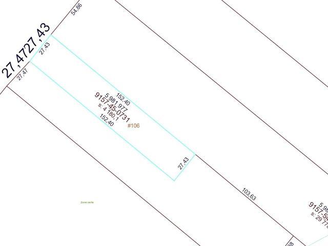 Terrain à vendre à Durham-Sud, Centre-du-Québec, 106, Route  116 Ouest, 26500882 - Centris.ca