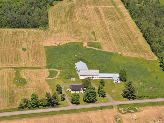 Hobby farm for sale in Saint-Lucien, Centre-du-Québec, 6850, 8e Rang, 23779614 - Centris.ca