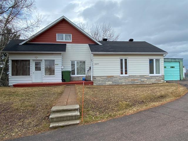 House for sale in Saguenay (Jonquière), Saguenay/Lac-Saint-Jean, 2277, Rue  Saint-Dominique, 16380672 - Centris.ca