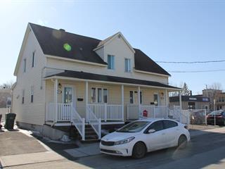 Duplex à vendre à Drummondville, Centre-du-Québec, 1035 - 1037, Rue  Lalemant, 17726593 - Centris.ca