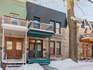 Condo / Appartement à louer à Montréal (Le Plateau-Mont-Royal), Montréal (Île), 4562, Rue de Mentana, 28159385 - Centris.ca