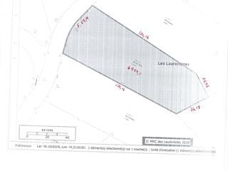 Lot for sale in Sainte-Lucie-des-Laurentides, Laurentides, Montée du Cap-Violet, 28752683 - Centris.ca