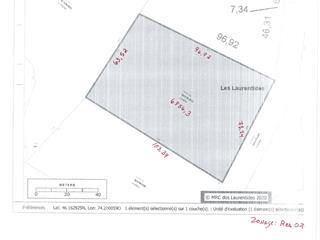 Lot for sale in Sainte-Lucie-des-Laurentides, Laurentides, Chemin  Champagne, 14562529 - Centris.ca