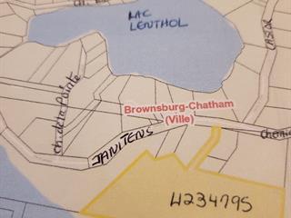 Terre à vendre à Brownsburg-Chatham, Laurentides, Chemin  Janitens, 14321006 - Centris.ca