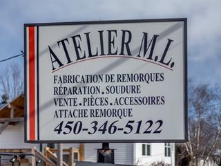 Commerce à vendre à Saint-Jacques-le-Mineur, Montérégie, 221B, Rue  Principale, 24335459 - Centris.ca