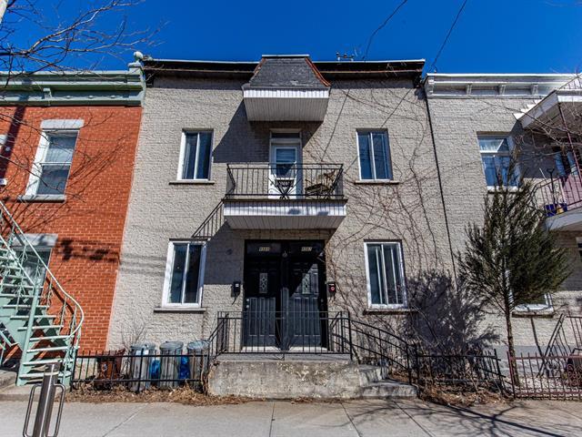 Duplex à vendre à Montréal (Le Plateau-Mont-Royal), Montréal (Île), 4567 - 4569, Rue  De Brébeuf, 24306275 - Centris.ca