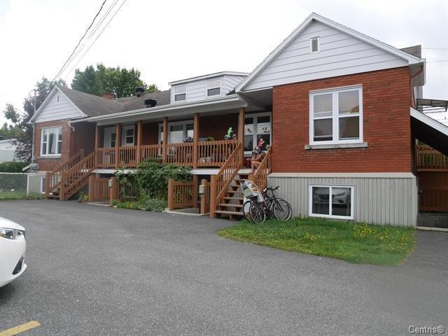 Quadruplex à vendre à Drummondville, Centre-du-Québec, 2205A - 2205D, Rue  Saint-Damase, 16596647 - Centris.ca