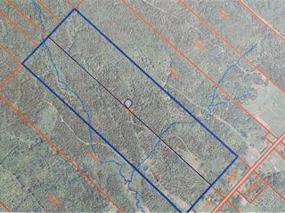 Terre à vendre à Saint-Omer, Chaudière-Appalaches, Rang des Gagnon, 14289617 - Centris.ca