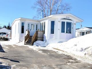 Mobile home for sale in Sept-Îles, Côte-Nord, 75, Rue des Grands-Ducs, 27686381 - Centris.ca