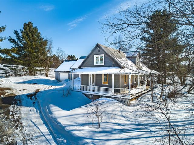 Hobby farm for sale in Bolton-Est, Estrie, 769Z, Route  Missisquoi, 13173060 - Centris.ca