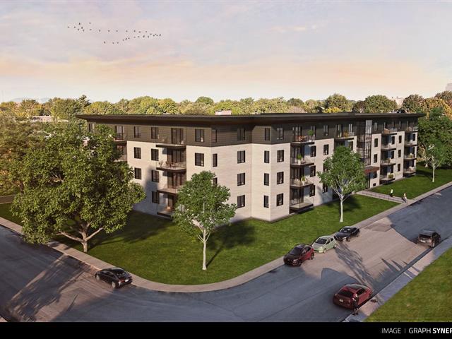 Condo / Appartement à louer à Saint-Hyacinthe, Montérégie, 2155, Avenue  Mailhot, app. 107, 15347362 - Centris.ca