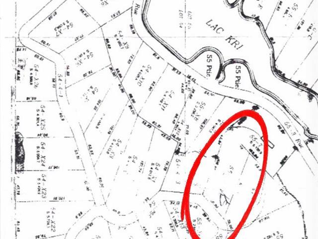Terre à vendre à Saint-Donat (Lanaudière), Lanaudière, Chemin du Lac-Kri, 20167373 - Centris.ca