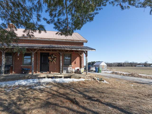 Fermette à vendre à Bedford - Canton, Montérégie, 54, Chemin de Riceburg, 28733506 - Centris.ca