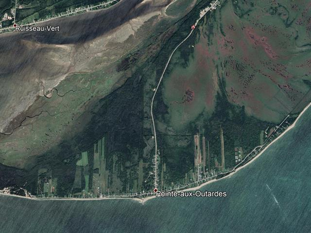 Land for sale in Pointe-aux-Outardes, Côte-Nord, Chemin  Principal, 17362166 - Centris.ca