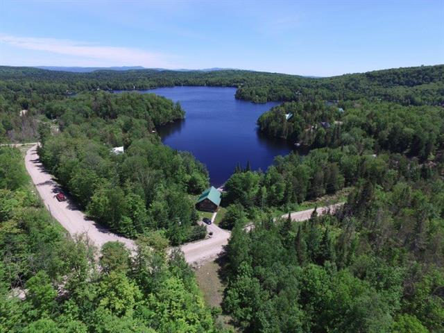 Terrain à vendre à Rivière-Rouge, Laurentides, Chemin du Lac-Boileau Ouest, 14009583 - Centris.ca