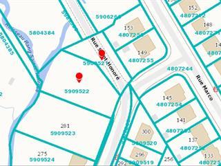 Terrain à vendre à Québec (Beauport), Capitale-Nationale, Rue  Saint-Honoré, 11091906 - Centris.ca