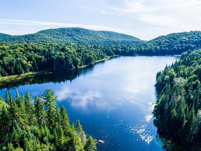 Terrain à vendre à Lac-Supérieur, Laurentides, Chemin du Lac-Quenouille, 27239325 - Centris.ca