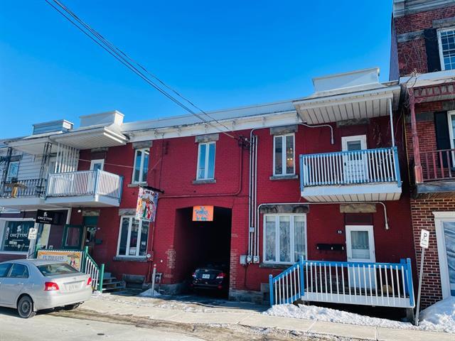 Triplex for sale in Salaberry-de-Valleyfield, Montérégie, 93, Rue du Marché, 28551502 - Centris.ca