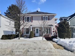 Duplex à vendre à Dolbeau-Mistassini, Saguenay/Lac-Saint-Jean, 1000 - 1002, Rue des Pins, 20478561 - Centris.ca