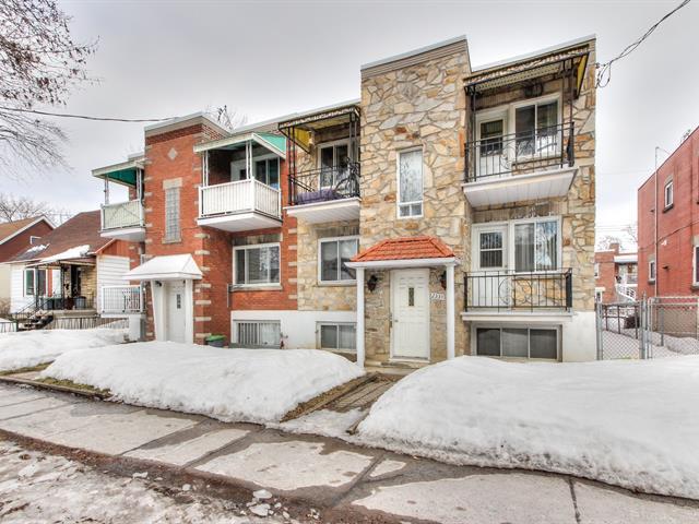 Triplex à vendre à Montréal (Mercier/Hochelaga-Maisonneuve), Montréal (Île), 2331, Rue  Sicard, 14161978 - Centris.ca