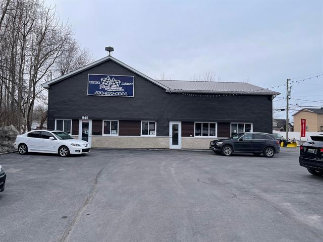 Bâtisse commerciale à louer à Salaberry-de-Valleyfield, Montérégie, 945, boulevard  Monseigneur-Langlois, 17103800 - Centris.ca