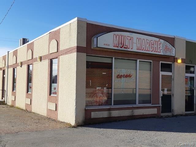 Commercial building for sale in Lebel-sur-Quévillon, Nord-du-Québec, 81, Place  Quévillon, 10656926 - Centris.ca
