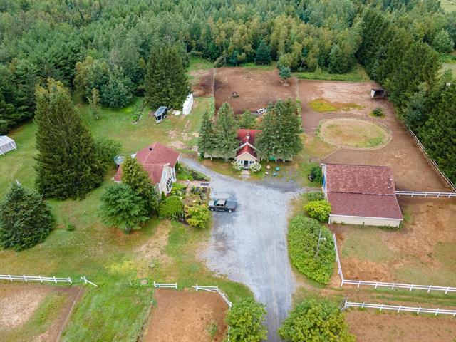 Hobby farm for sale in Lévis (Les Chutes-de-la-Chaudière-Est), Chaudière-Appalaches, 1277, Chemin  Bélair Ouest, 21520632 - Centris.ca