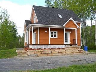 Chalet à vendre à Sainte-Monique (Saguenay/Lac-Saint-Jean), Saguenay/Lac-Saint-Jean, 205, Rue de la Rivière, 28154582 - Centris.ca