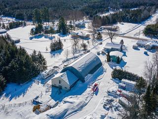 Hobby farm for sale in Sherbrooke (Brompton/Rock Forest/Saint-Élie/Deauville), Estrie, 266, Chemin  Georges-Vallières, 21784202 - Centris.ca