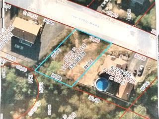 Terrain à vendre à Saint-Siméon (Capitale-Nationale), Capitale-Nationale, Rue de la Fabrique, 22425565 - Centris.ca