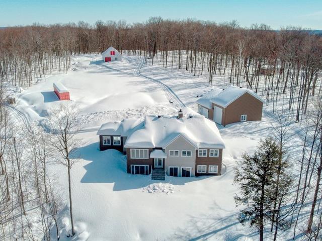 Fermette à vendre à Morin-Heights, Laurentides, 75Z, Chemin du Lac-Noiret, 20954771 - Centris.ca
