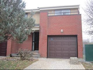 Maison à louer à Dollard-Des Ormeaux, Montréal (Île), 9742, Rue  Cérès, 12548322 - Centris.ca