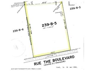 Lot for sale in Westmount, Montréal (Island), boulevard  The Boulevard, 28296827 - Centris.ca