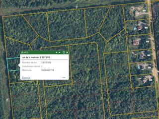 Terrain à vendre à Gatineau (Aylmer), Outaouais, 672279, Chemin  Simmons, 28770636 - Centris.ca