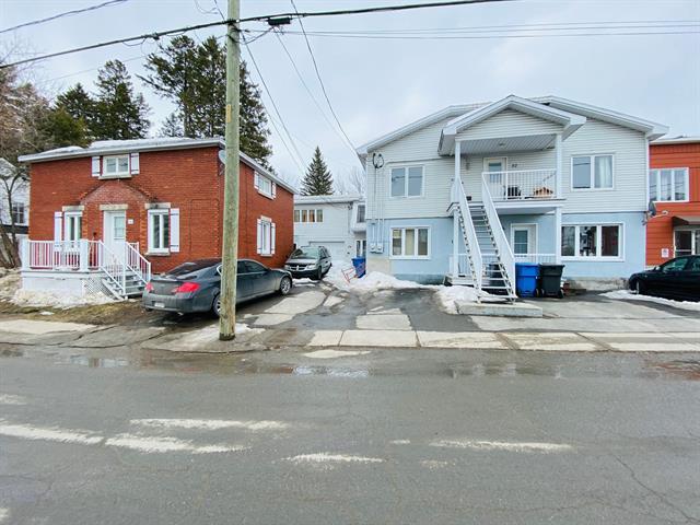 Quadruplex à vendre à Pierreville, Centre-du-Québec, 50 - 56, Rue  Rousseau, 23893424 - Centris.ca