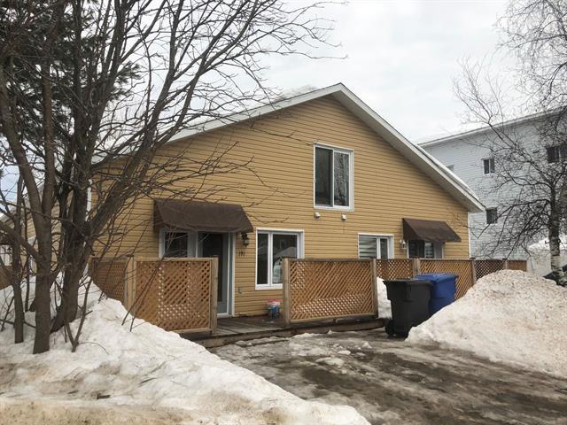 Quadruplex for sale in Saint-Tite, Mauricie, 181 - 191, Rue  Saint-Gabriel, 24514914 - Centris.ca