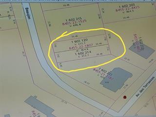 Terrain à vendre à Laval (Auteuil), Laval, Rue  Beaujon, 28071417 - Centris.ca