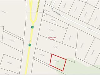 Terrain à vendre à Sorel-Tracy, Montérégie, Chemin des Patriotes, 21580181 - Centris.ca