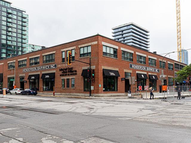 Local commercial à louer à Montréal (Le Sud-Ouest), Montréal (Île), 180, Rue  Peel, local 150, 17382682 - Centris.ca